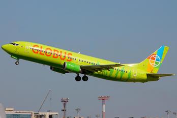 VP-BTA - Globus Boeing 737-400
