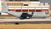 KC3807 - India - Air Force Lockheed C-130J Hercules aircraft