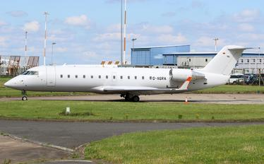 D-ARAG - ProAir Aviation Canadair CL-600 CRJ-200