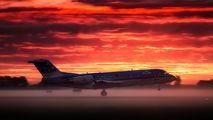 PH-WXD - KLM Cityhopper Fokker 70 aircraft