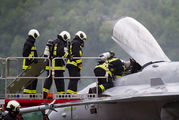 X-5099 - Switzerland - Air Force - Airport Overview - Military Personnel aircraft