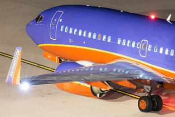 N967WN - Southwest Airlines Boeing 737-700