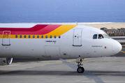 EC-ILP - Iberia Airbus A321 aircraft