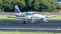 TI-AQH -  Piper PA-23 Aztec aircraft