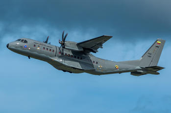 FAC1285 - Colombia - Air Force Casa C-295M
