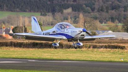 G-EZZY - Private Evektor-Aerotechnik EV-97 Eurostar