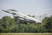 4-21 - Italy - Air Force Eurofighter Typhoon aircraft