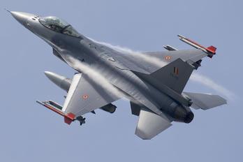 FA-121 - Belgium - Air Force General Dynamics F-16A Fighting Falcon