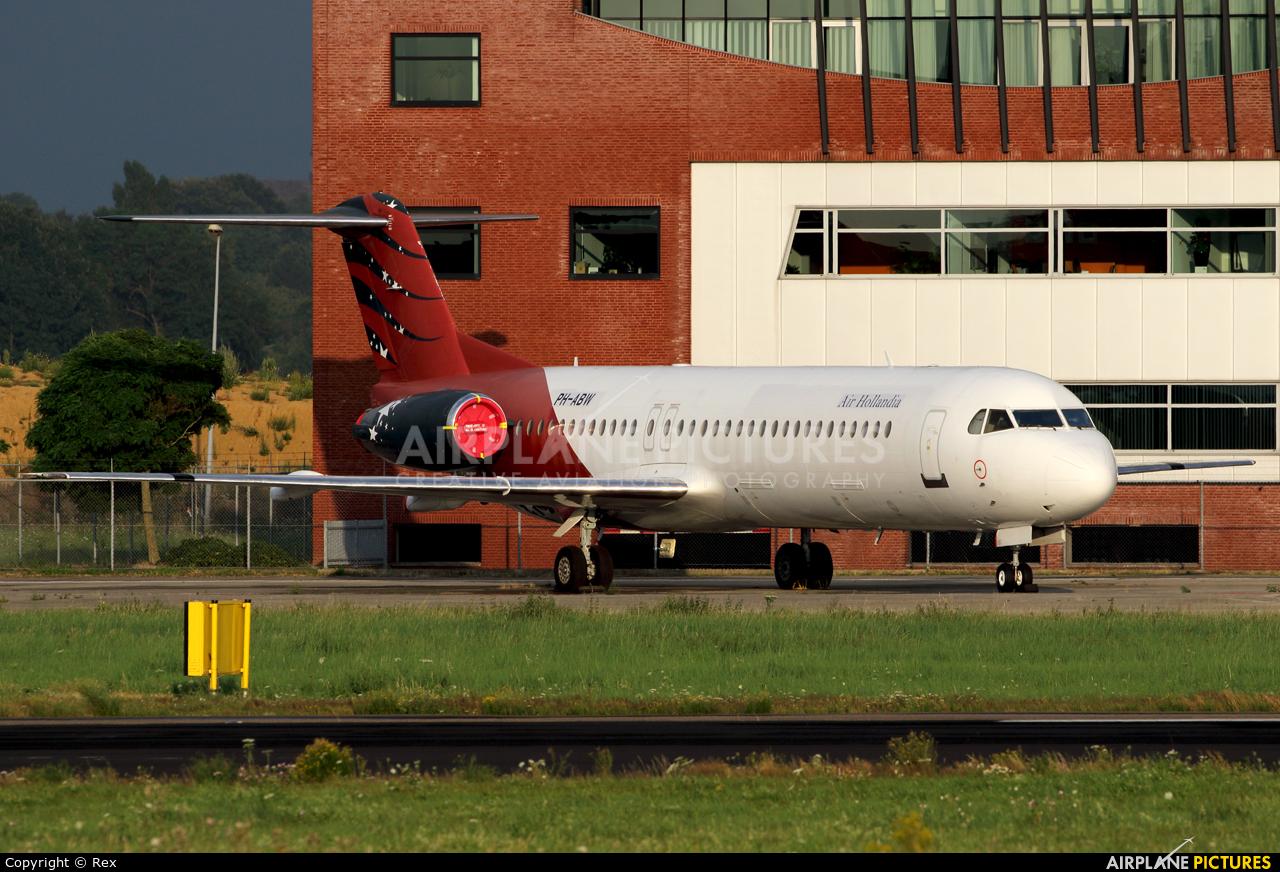 Air Hollandia PH-ABW aircraft at Maastricht - Aachen
