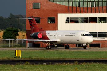 PH-ABW - Air Hollandia Fokker 100