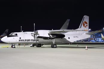 LZ-FLL - Bright Flight Antonov An-26 (all models)