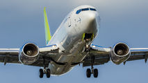 YL-BBS - Air Baltic Boeing 737-300 aircraft