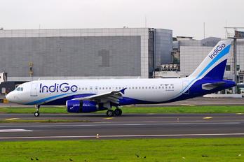 VT-IDF - IndiGo Airbus A320