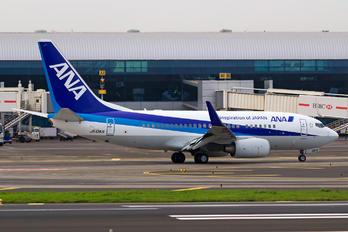 JA10AN - ANA - All Nippon Airways Boeing 737-700