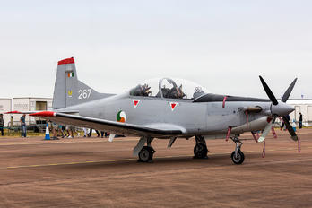 267 - Ireland - Air Corps Pilatus PC-9M