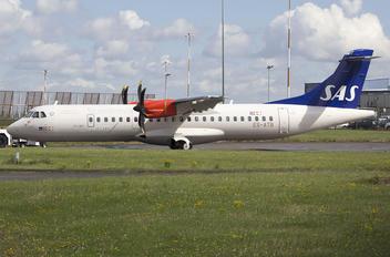 ES-ATB - SAS - Scandinavian Airlines ATR 72 (all models)