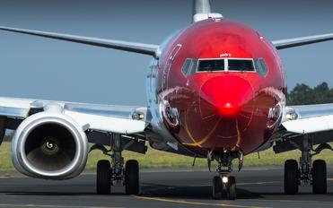 LN-NOT - Norwegian Air Shuttle Boeing 737-800