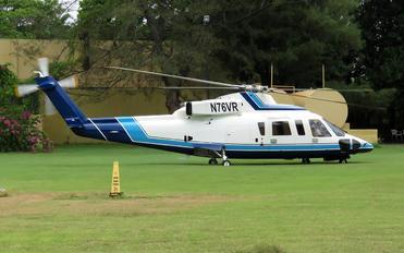 N76VR - Private Sikorsky S-76B