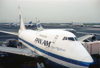 N530PA - Pan Am Boeing 747SP
