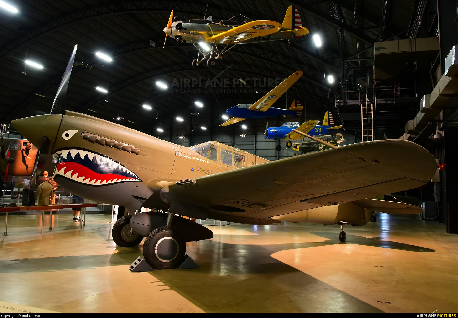 USA - Army 42-65406 aircraft at Dayton - Wright-Patterson AFB
