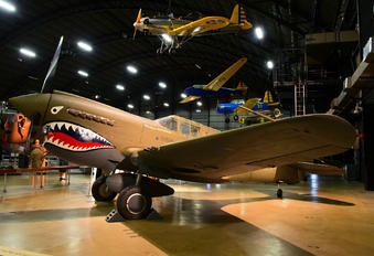 42-65406 - USA - Army Curtiss P-40E Warhawk