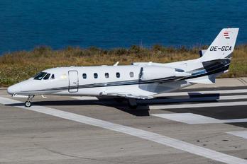 OE-GCA - Goldeck-Flug Cessna 560XL Citation Excel