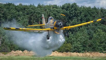 SP-FFS - Aerogryf PZL M-18B Dromader