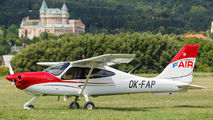 OK-FAP - Aeroklub Benešov Tecnam P2010 aircraft