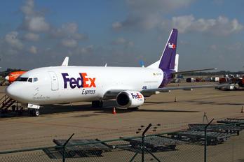 OO-TNP - FedEx Federal Express Boeing 737-400F