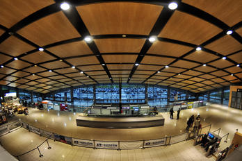 EPRZ - - Airport Overview - Airport Overview - Terminal Building