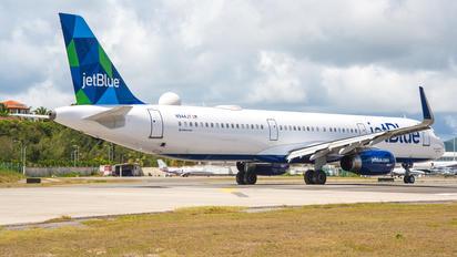 N944JT - JetBlue Airways Airbus A321