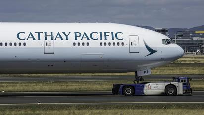 B-KPT - Cathay Pacific Boeing 777-300ER