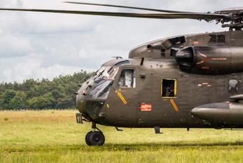 84+91 - Germany - Army Sikorsky CH-53G Sea Stallion