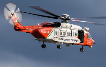 EI-ICG - Ireland - Coast Guard Sikorsky S-92