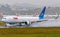 PR-ACO - TAM Cargo Boeing 767-300F aircraft