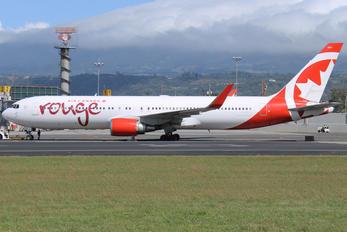 C-GHLV - Air Canada Rouge Boeing 767-300ER