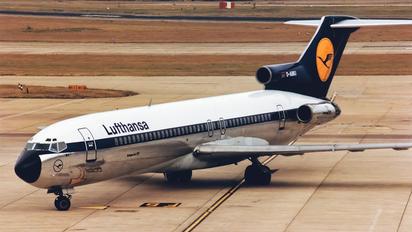 D-ABKI - Lufthansa Boeing 727-200