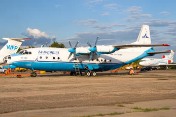 RA-12195 - Moskovia Airlines Antonov An-12 (all models)