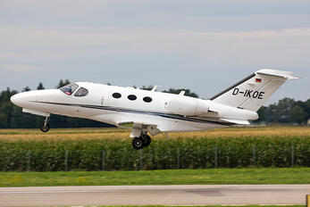 D-IKOE - Private Cessna 510 Citation Mustang