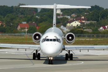 UR-COC - Bravo Airways McDonnell Douglas MD-83