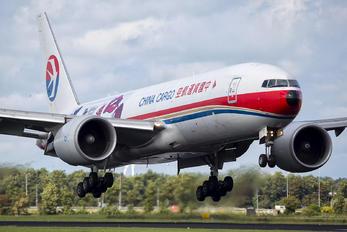 B-2077 - China Cargo Boeing 777F