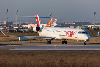 F-HMLO - Air France - Hop! Bombardier CRJ-1000NextGen