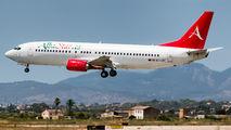 EC-LAV - AlbaStar Boeing 737-400 aircraft