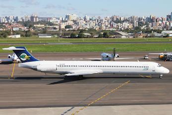 LV-CIT - Leal Líneas Aéreas McDonnell Douglas MD-83