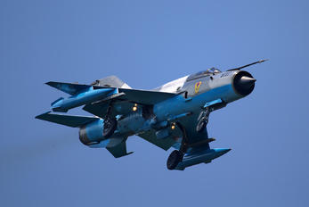 6707 - Romania - Air Force Mikoyan-Gurevich MiG-21 LanceR C