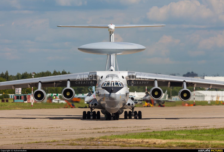 Russia - Air Force RF-94268 aircraft at Ramenskoye - Zhukovsky
