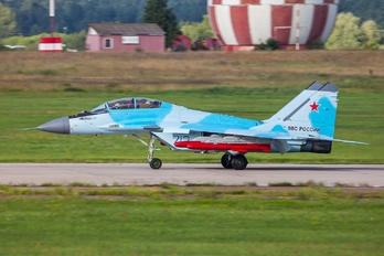 712 - Russia - Air Force Mikoyan-Gurevich MiG-29M2
