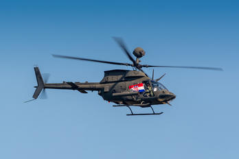 334 - Croatia - Air Force Bell OH-58D Kiowa Warrior