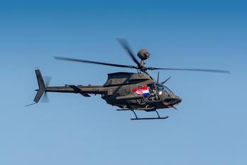 334 - Croatia - Air Force Bell OH-58D Kiowa Warrior
