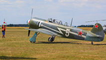 D-FJII - Private Yakovlev Yak-11 aircraft